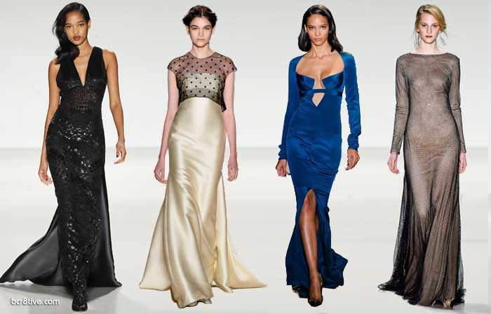 Designer Evening Gowns on Be Creative - 7