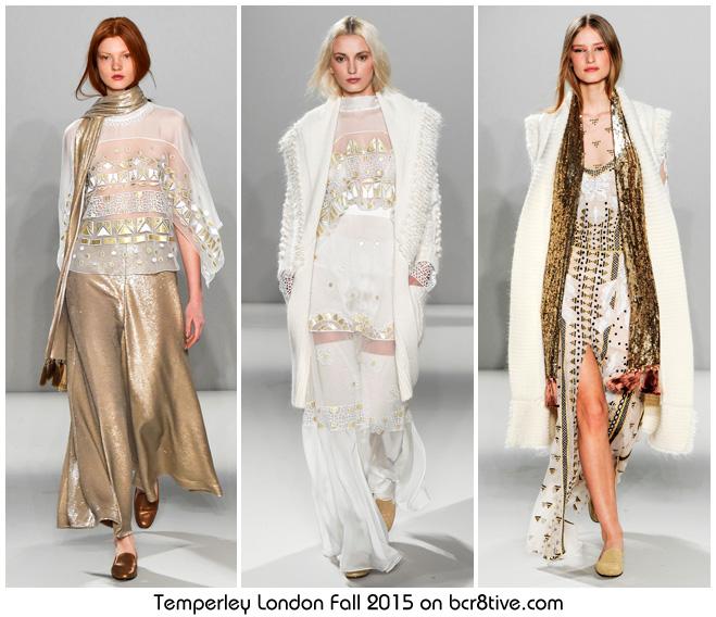 Temperley London Fall 2015